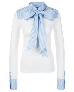 Marc Cain gestreept blouse