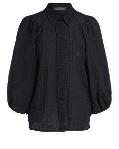 SET blouse met pofmouw