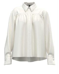 Marc Cain blouse smockdetails