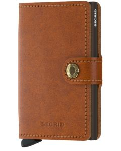 Secrid Wallet Cognac Brown