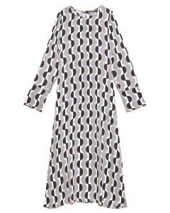 Maliparmi lange jurk